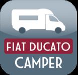 Logo Fiat Camper